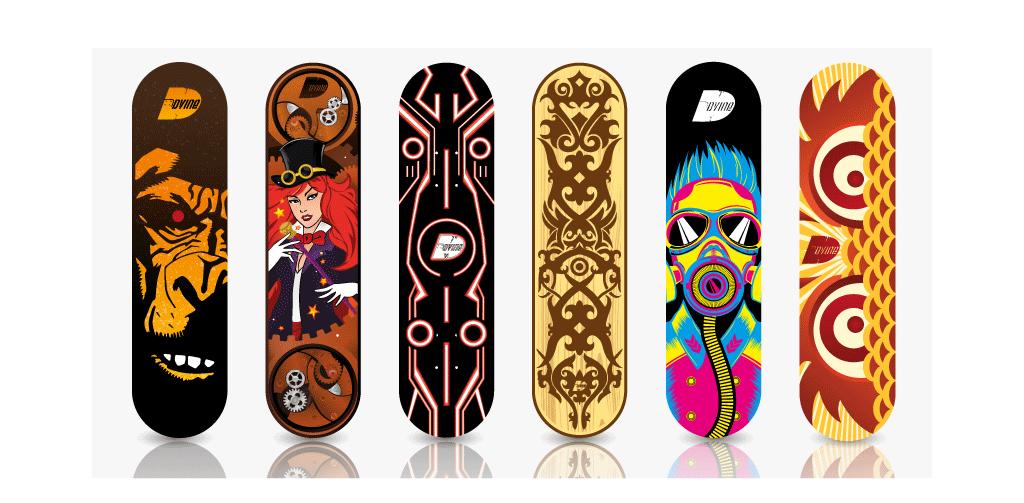 Dvine Skateboards